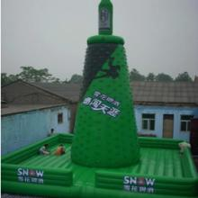供应山东充气大滑梯专业厂家 攀岩城堡 充气滑梯  充气闯关产品等大型充气玩具图片