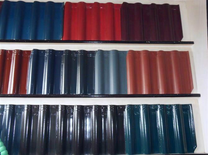 供应河南郑州琉璃瓦批发、供应驻马店陶瓷瓦、批发新型琉璃瓦及配件