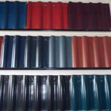 丽水琉璃瓦规格、台州生产琉璃瓦价格浙江琉璃瓦西班牙瓦s瓦厂家价格批发