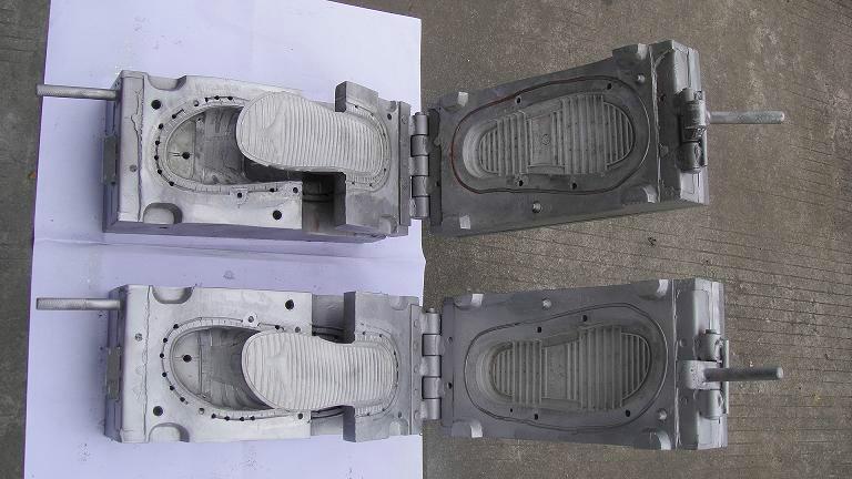供应广东PVC拖鞋模具