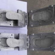 广东PVC拖鞋模具图片