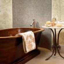 供应选材宝典:买木浴缸的细节要点