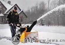供应省油的扫雪机