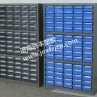 供应东营75抽零件柜可带门零件柜