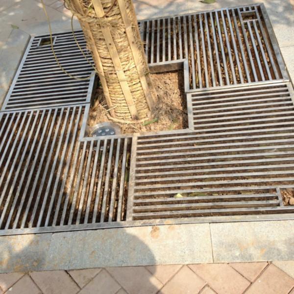 304不锈钢 树篦子图片 304不锈钢树篦子样板图