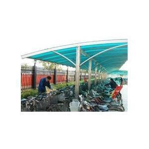 供应湖南自行车停车棚安装,湖南自行车停车棚生产厂家