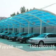 广东钢结构汽车棚价格图片