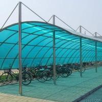 供应江西自行车停车棚安装厂家,江西自行车停车棚安装电话
