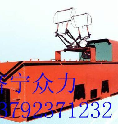 6吨窄轨架线式工矿电机车图片/6吨窄轨架线式工矿电机车样板图 (1)