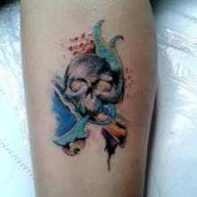 供应城阳最具创意纹身师,城阳唯美纹身,城阳清新纹身