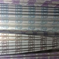供应2014棉麻色织提花