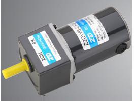 供应ZD中大24直流电机批发,12V,24V,36V,48V,厂家直销,质量保证,广告道闸设备定位