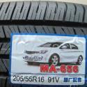玛吉斯/正新轮胎205/55R16图片