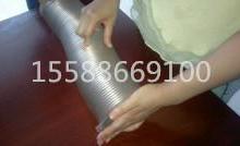 供应江苏干燥通风软管河南钢丝螺旋风管图片