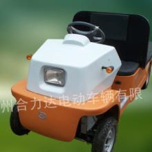 供应郑州合力达电动平板搬运车图片