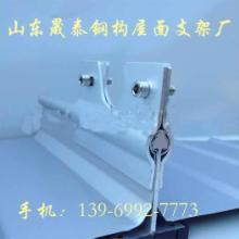 铝镁锰板防风夹具铝合金铝镁锰板防风夹具6063铝合金防风夹具批发