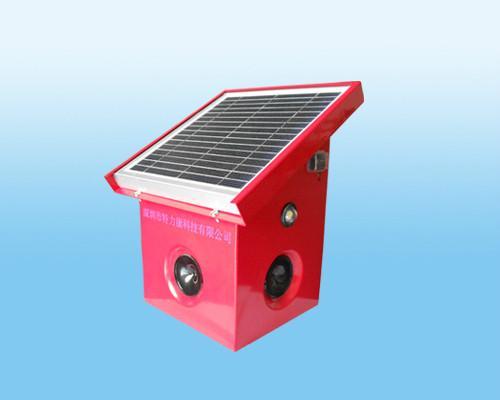供应太阳能语音驱鸟器