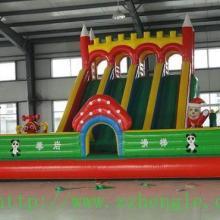 供应充气玩具  游乐设备   大型充气滑梯   水上游艺设施