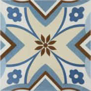 仿古瓷砖陶瓷小花砖欧式地砖艺术瓷图片
