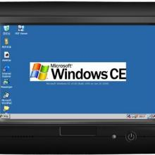 供应工控一体机 7寸操大显示屏嵌入式wince工控显示器图片