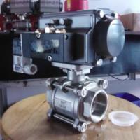 供应用于福建气动不锈钢球阀/机械设备行业图片
