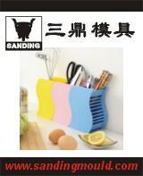 供应筷子笼模具图片