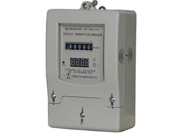 镇江IC卡电表 插卡电表 预收费电表