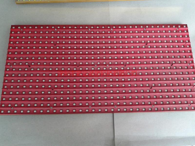 P10供应长沙P10室内表贴单红单元板P10半户外单元板