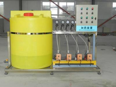 供应成套加药装置全国销售点重庆沃利克环保公司
