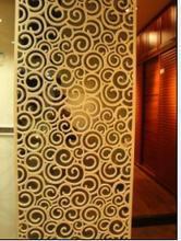供应金属工艺雕花平方雕花幕墙设计加工