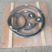 带内外环型金属缠绕垫D型法兰垫片图片