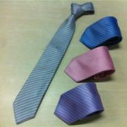 真丝提花领带和印花领带厂图片