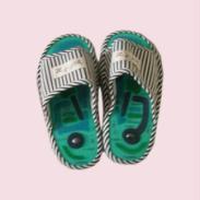 磁疗拖鞋_保健按摩鞋_会销礼品图片
