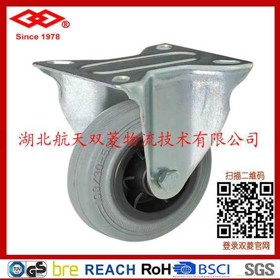 聚氨酯脚轮图片/聚氨酯脚轮样板图 (4)