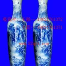 供应1.8米大花瓶景德镇大花瓶清明上河图花瓶