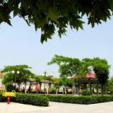 低价设计制作美丽乡村休闲广场