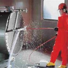 钢铁旋转窑结皮清洗机_供应高压冷热水清洗机