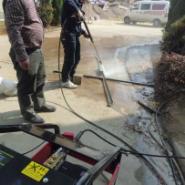高压柱塞泵_汽车制造格栅板油漆清洗机