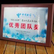 专业制作会员牌授权牌等颁奖礼品图片