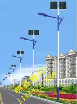 河南周口驻马店漯河商丘开封许昌新农村建设用太阳能路灯