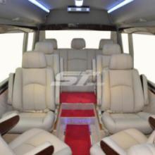 供应考斯特改装/考斯特改装商务座椅/考斯特改装12座豪华商务车批发