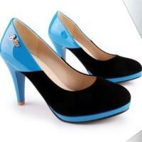 女低跟鞋_应季爆款单鞋