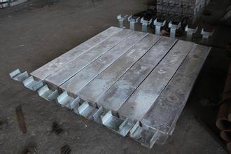 供应铝-锌-铟系合金牺牲阳极图片