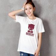 夏装新款韩版时尚女装修身显瘦体恤图片