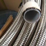 供应铁氟龙不锈钢编织网管