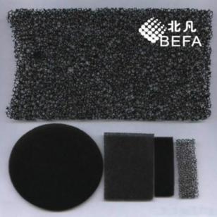 营口活性碳过滤绵活性碳过滤海绵图片