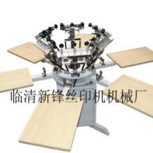 供应大型可定制印花机木板平台印花机背包无纺布印刷设备图片