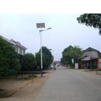 开元湖北大冶太阳能路灯