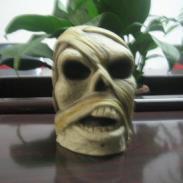 万圣节玩具恐怖搞怪面具搪胶玩具图片