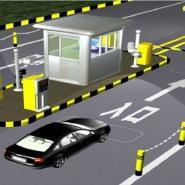 道闸维修停车场系统维修图片